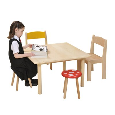 Liberty House Toys Children's Square Arts and Crafts Table