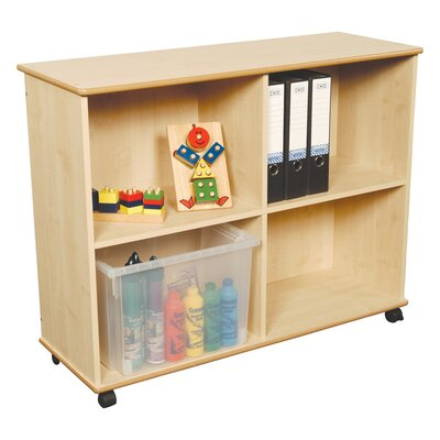 Liberty House Toys 4 Section 80.5cm Cube Unit