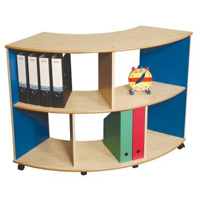 Liberty House Toys Primary Coloured Medium Mix and Match Quadrant Unit