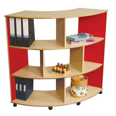 Liberty House Toys Primary Coloured Large Mix and Match Quadrant Unit