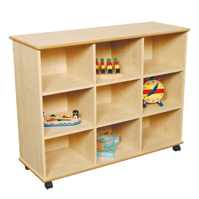 Liberty House Toys 9 Section Storage Unit