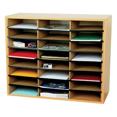 Liberty House Toys Free Standing Brochure Rack