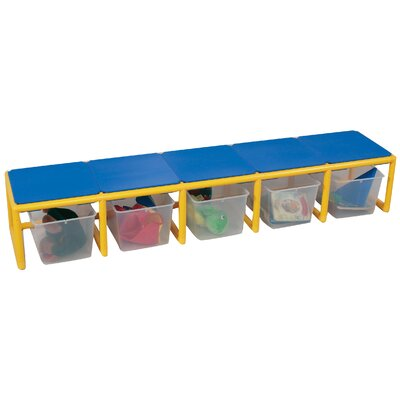 Liberty House Toys Storage Entryway Bench