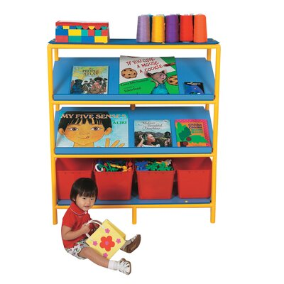 Liberty House Toys 4 Tier Display Storage Set