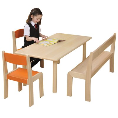 Liberty House Toys Children's Rectangular Writing Table