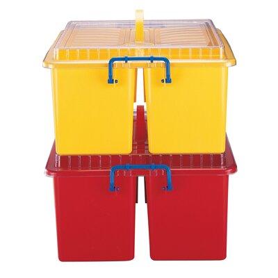 Liberty House Toys Plastic Storage Jumbo Container