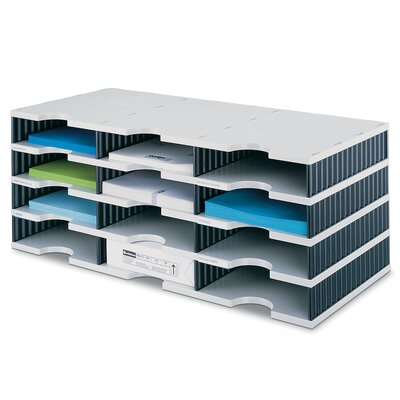 Liberty House Toys Styrodoc Trio - 12 Compartments