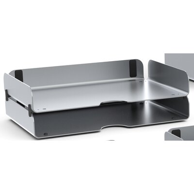 Adapt Classics Two Tier A4 Stacking Landscape Paper Tray