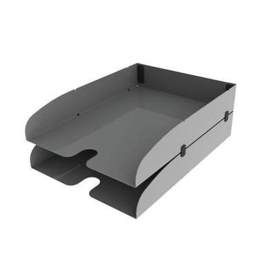 Adapt Essentials Two Tier A4 Portrait Paper Tray