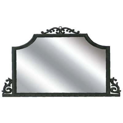 Crannog Overmantels Arched Dressing Table Mirror