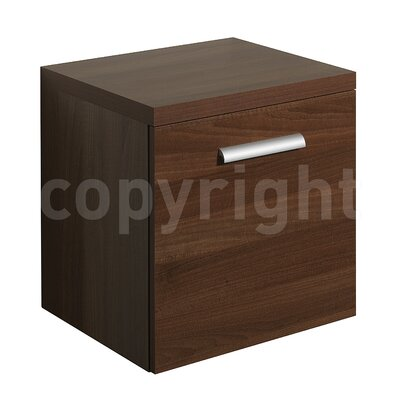 Bauhaus Design 50 x 48cm Wall Mounted Cabinet