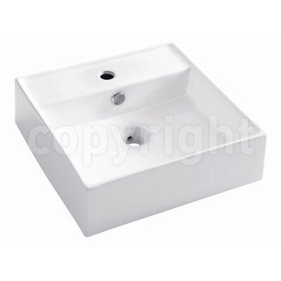 Bauhaus Tenerife 46.5 cm Vessel Sink