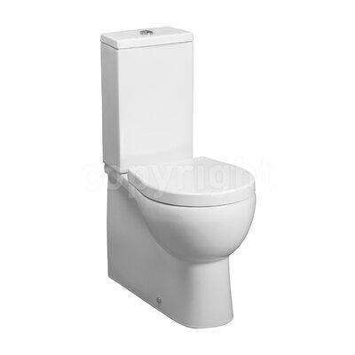 Bauhaus Modest Close Coupled Toilet