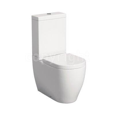Bauhaus Stream Close Coupled Toilet