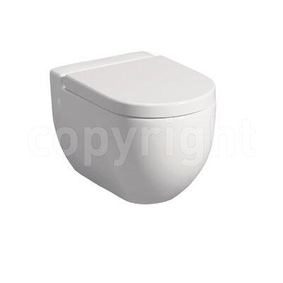 Bauhaus Stream Wall Hung Toilet