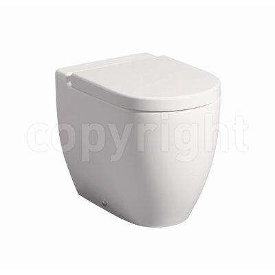 Bauhaus Stream Back to Wall Toilet