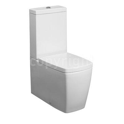 Bauhaus Touch Close Coupled Toilet