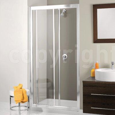 Simpsons Supreme 185cm x 100cm Sliding Shower Door