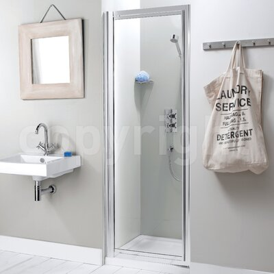 Simpsons Supreme 185cm x 63cm Pivot Shower Door