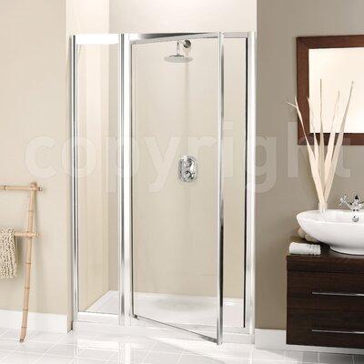Simpsons Supreme 185cm x 110cm Pivot Shower Door