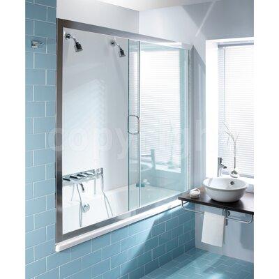 Simpsons Classic 148cm x 70cm Sliding Shower Door