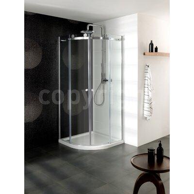 Simpsons Central 195cm x 80cm Sliding Shower Door