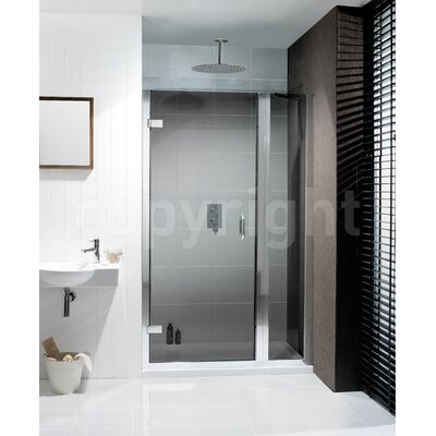 Simpsons Classic 110cm Hinged Shower Door