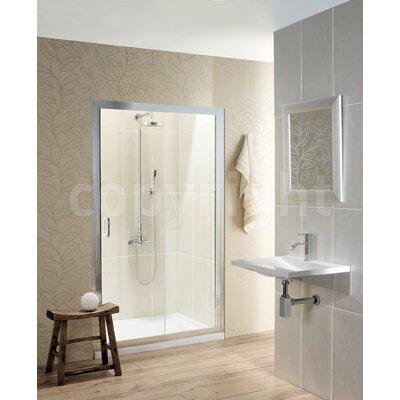 Simpsons Classic 195cm x 140cm Sliding Shower Door