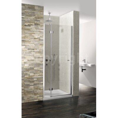 Simpsons Design 195cm x 110cm Pivot Shower Door