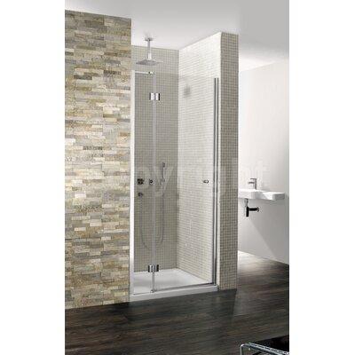 Simpsons Design 195cm x 76cm Pivot Shower Door