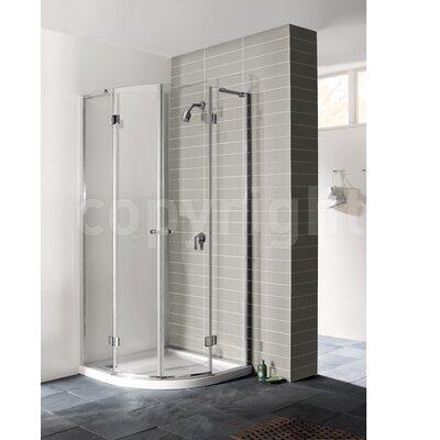 Simpsons Design Quadrant Shower Enclosure with Double Doors