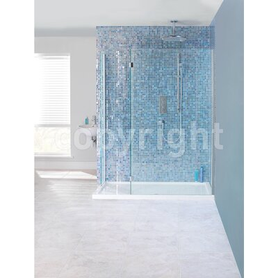 Simpsons Design View Double Sided Walk in Shower Enclosure