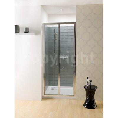 Simpsons Edge 195cm x 100cm Folding Shower Door