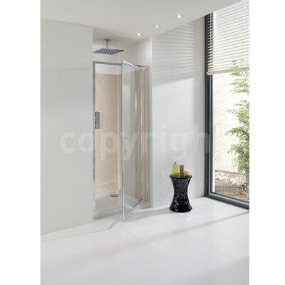 Simpsons Edge 195cm x 80cm Pivot Shower Door