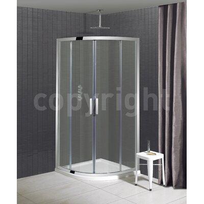 Simpsons Elite 195cm x 100cm Shower Door
