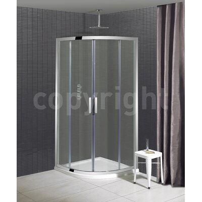 Simpsons Elite 195cm x 80cm Shower Door