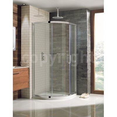 Simpsons Elite 1950cm x 90cm Pivot Shower Door