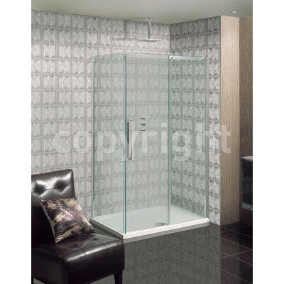 Simpsons Ten 195cm x 170cm Sliding Shower Door