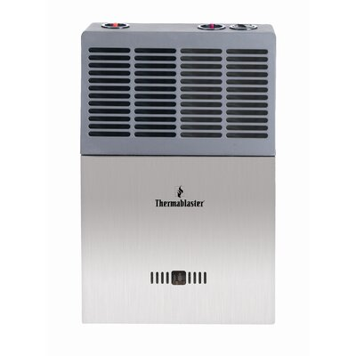 Thermablaster 10,000 BTU Natural Gas/Propane Vent Free Convection Wall Heater