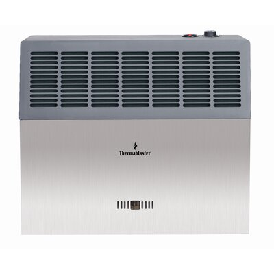 Thermablaster 32,000 BTU Natural Gas/Propane Vent Free Convection Wall Heater