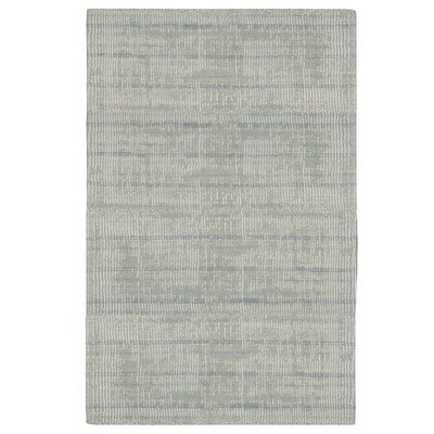 Calvin Klein Home Nevada Hand-Loomed Grey Area Rug