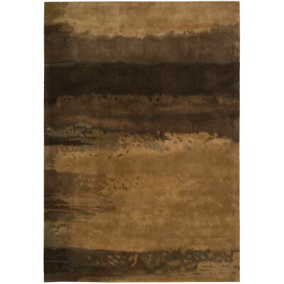 Calvin Klein Home Luster Wash Hand-Tufted Amber Area Rug