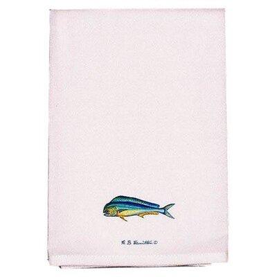 Coastal Dolphin Fish Hand Towel (Set of 2)