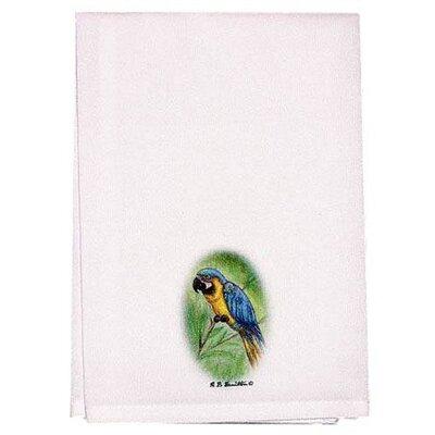 Coastal Macaw Hand Towel (Set of 2)