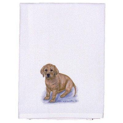 Pets Lab Hand Towel (Set of 2)