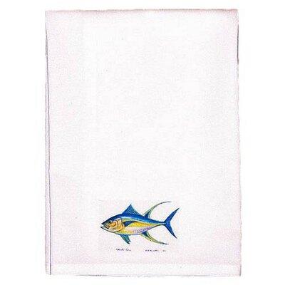 Coastal Tuna Hand Towel (Set of 2)