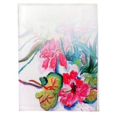 Multi-Florals Hand Towel
