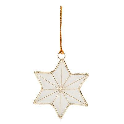 Christmas Star Wheel Ornament