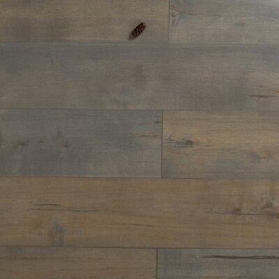 """Cumulus 12"""" x 48"""" x 12mm Pine Laminate Flooring in Embossed"""