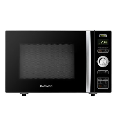 19.7'' 0.9 Cu. ft. Countertop Microwave with Air fryer capability